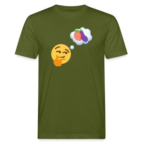 Johtaja98 Emoji - Miesten luonnonmukainen t-paita