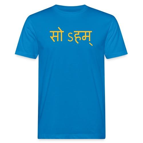 soham - Männer Bio-T-Shirt