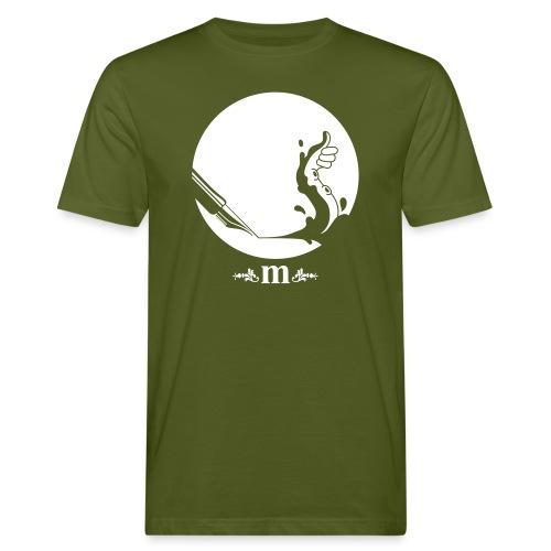 fuellerfisch neu - Männer Bio-T-Shirt