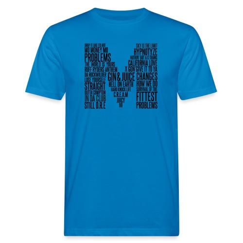 MOKTORIOUS CLOTHING - M - BLACK - Männer Bio-T-Shirt