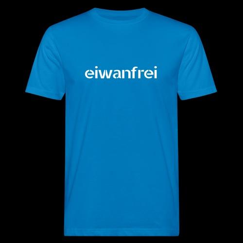 eiwanfrei - Männer Bio-T-Shirt