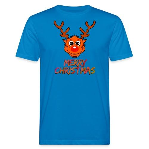 Rudolph - Männer Bio-T-Shirt