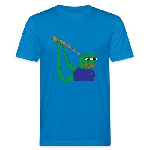 Internet Frog - Ekologisk T-shirt herr