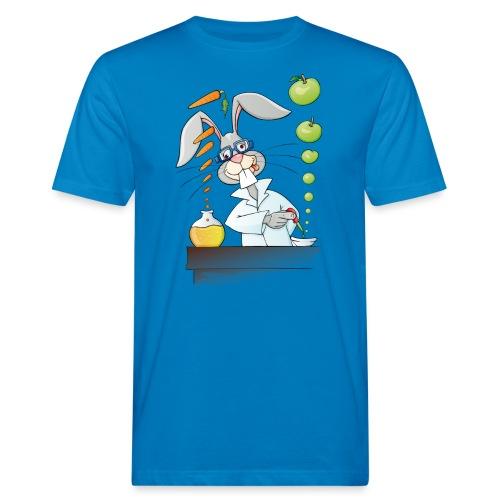 Versuchskaninchen - Männer Bio-T-Shirt
