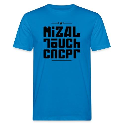 Logo MiZAL Touch Concept - Ekologiczna koszulka męska