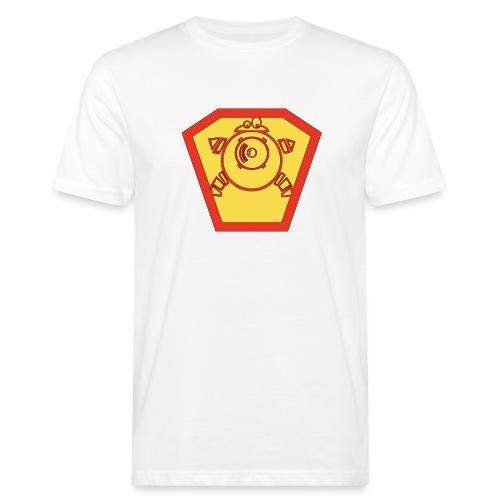 Monstahz Superhero - Männer Bio-T-Shirt