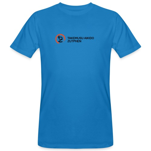 taz-tekst - Mannen Bio-T-shirt