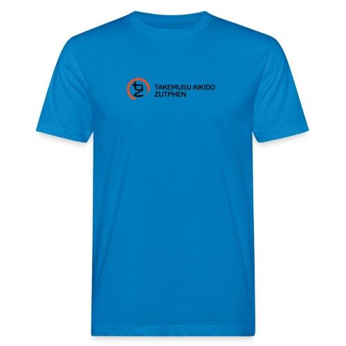 taz text - Mannen Bio-T-shirt
