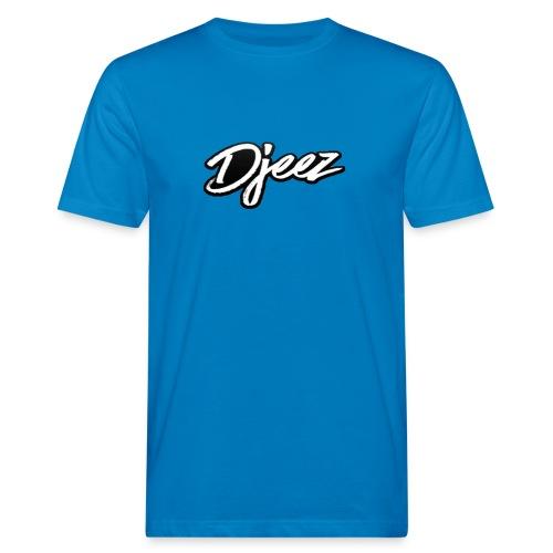 djeez_official_kleding - Mannen Bio-T-shirt