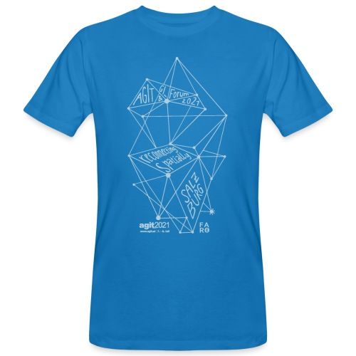AGIT & GI_Forum 2021 - Men's Organic T-Shirt