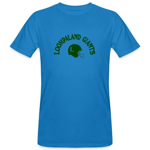 Willy Wonka heeft een team - Mannen Bio-T-shirt