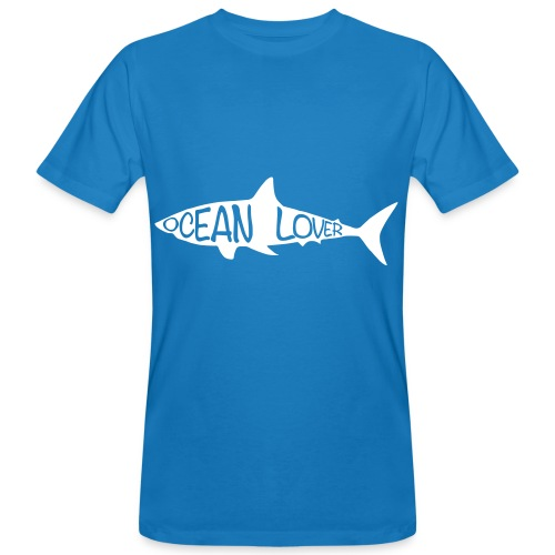 The Shark - Le Requin - T-shirt bio Homme