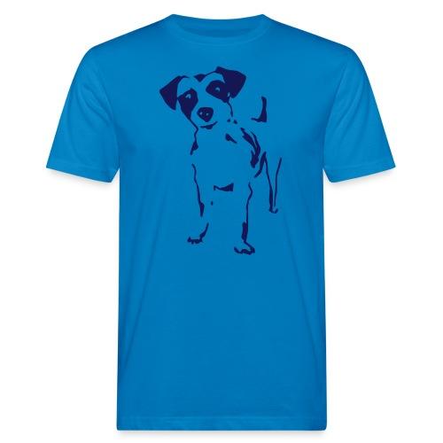 Jack Russell Terrier - Männer Bio-T-Shirt