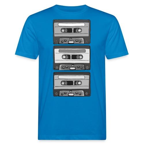 Colorless Cassettes - Ekologisk T-shirt herr