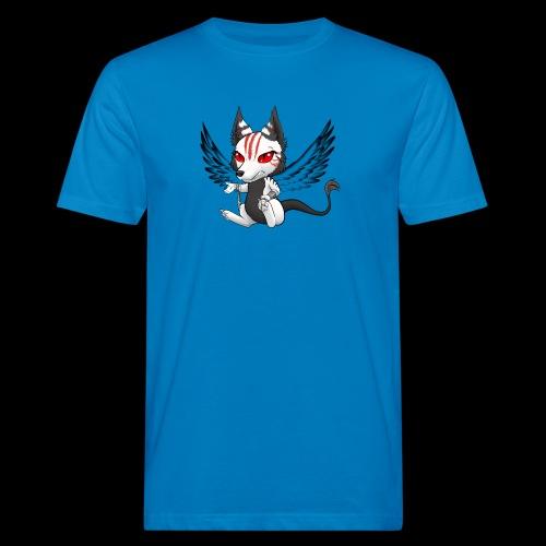 Démon Wolfire - T-shirt bio Homme