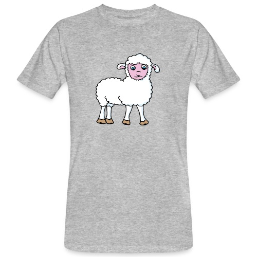 Minos le petit agneau - T-shirt bio Homme