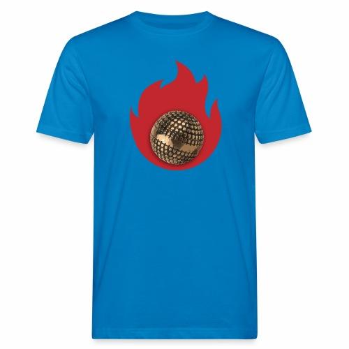 petanque fire - T-shirt bio Homme