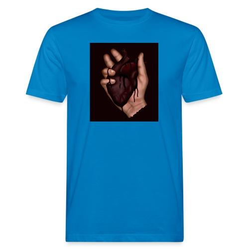 blood heart - Men's Organic T-Shirt
