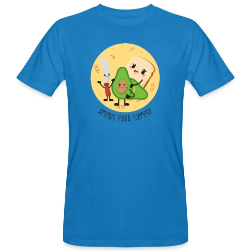 Amigos para siempre 2 - Camiseta ecológica hombre