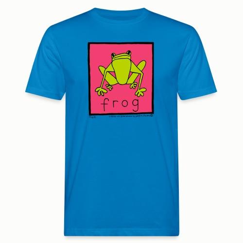 frog 90's Bang On The Door - Men's Organic T-Shirt