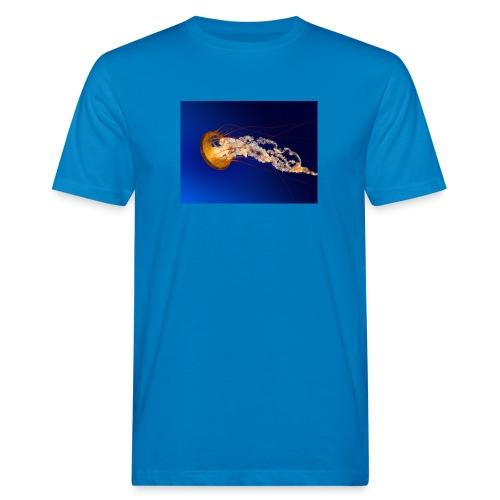 Jellyfish - T-shirt ecologica da uomo