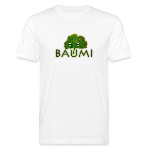 Baumi - Männer Bio-T-Shirt