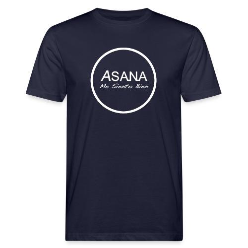 Centro ASANA . Me Siento Bien! - Camiseta ecológica hombre