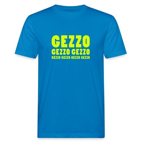 gezzo - Männer Bio-T-Shirt