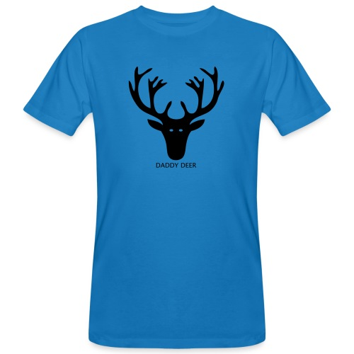DADDY DEER - Men's Organic T-Shirt