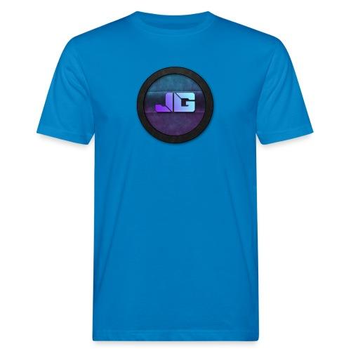 Telefoon hoesje 5/5S met logo - Mannen Bio-T-shirt