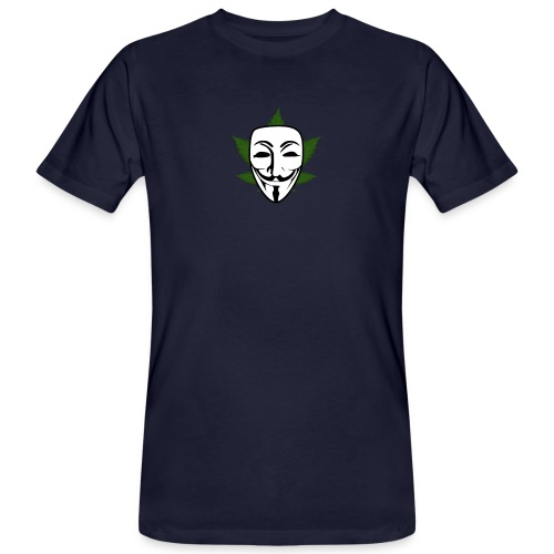 Anonymous - Mannen Bio-T-shirt