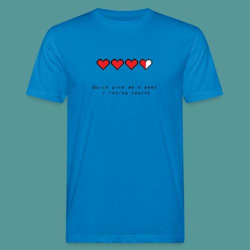 The Legend of Drunk - Mannen Bio-T-shirt
