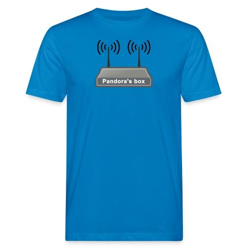 Pandora's box - Männer Bio-T-Shirt