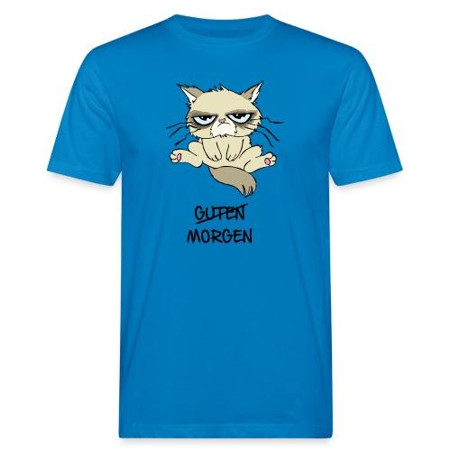 Vorschau: guten morgen - Männer Bio-T-Shirt