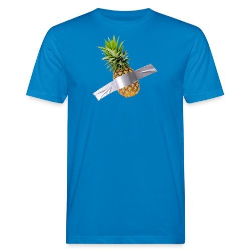 Pineapple Art - T-shirt ecologica da uomo