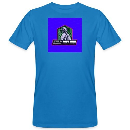 Guld Melwin - Ekologisk T-shirt herr