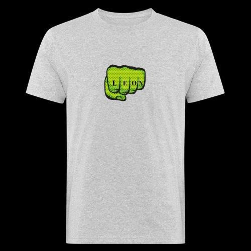 Leon Fist Merchandise - Men's Organic T-Shirt