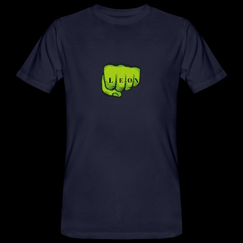 Leon Fist Merchandise - Men's Organic T-Shirt