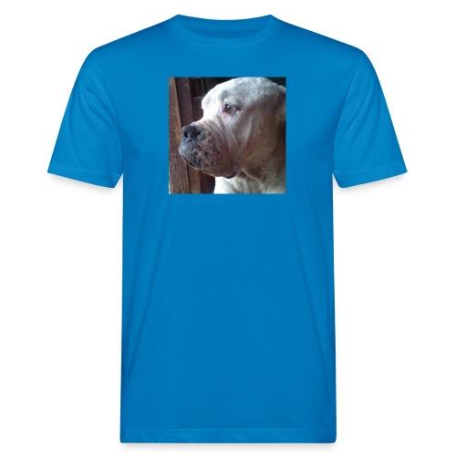 Mirada Perritus - Camiseta ecológica hombre