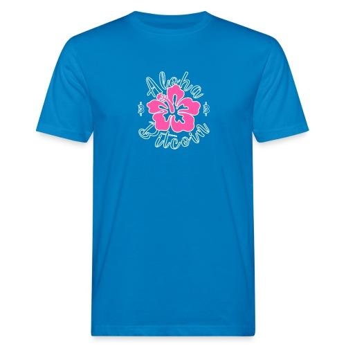 Aloha Bitcoin! - Camiseta ecológica hombre