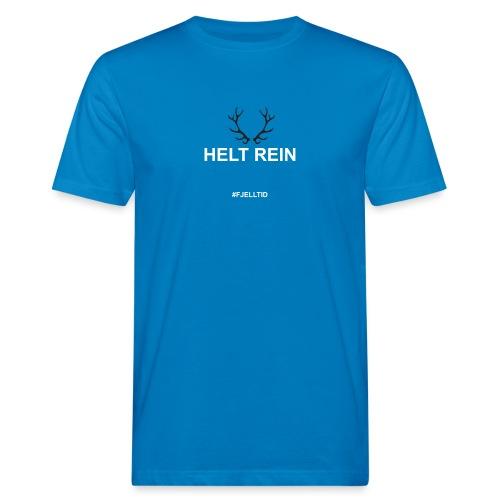 Helt Rein - Økologisk T-skjorte for menn
