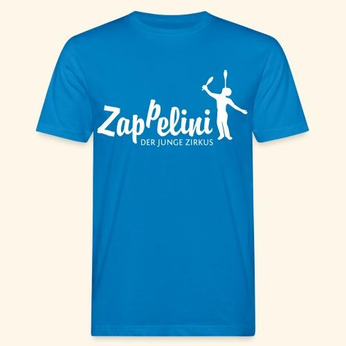 Zappelini mit Text - Männer Bio-T-Shirt