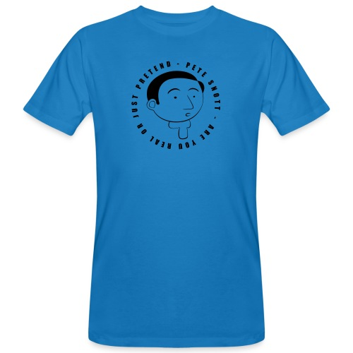 Pete Snott - Men's Organic T-Shirt