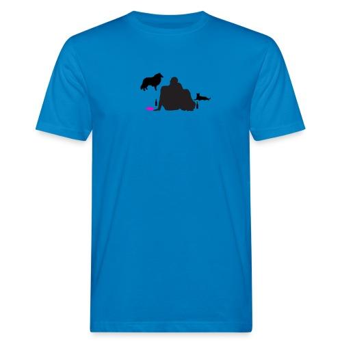 Bright New - Männer Bio-T-Shirt