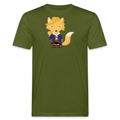 Renard Guybrush - T-shirt bio Homme