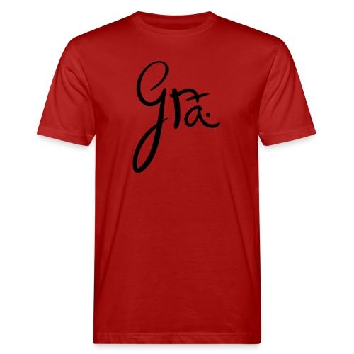 logo-trans-ai - Mannen Bio-T-shirt