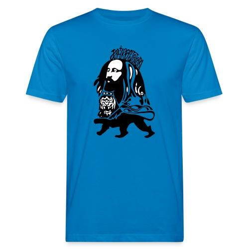 jah rastafari 2clr - Men's Organic T-Shirt