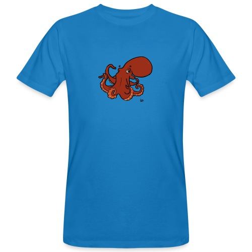 Giant Pacific Octopus - Men's Organic T-Shirt