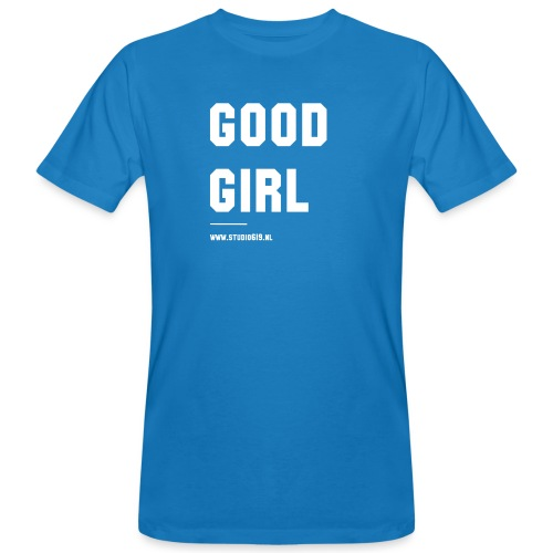 TANK TOP GOOD GIRL - Mannen Bio-T-shirt