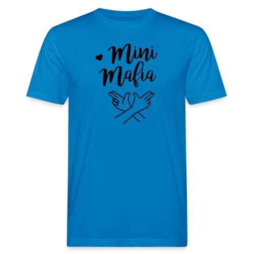 Mini-Mafia Langarmshirt (Teenager) - Männer Bio-T-Shirt